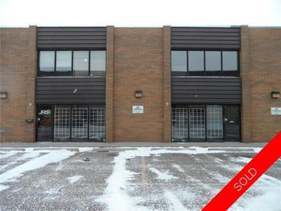 Mc Call, Calgary Industrial for sale:   5,000 sq.ft. (Listed 2016-12-16)